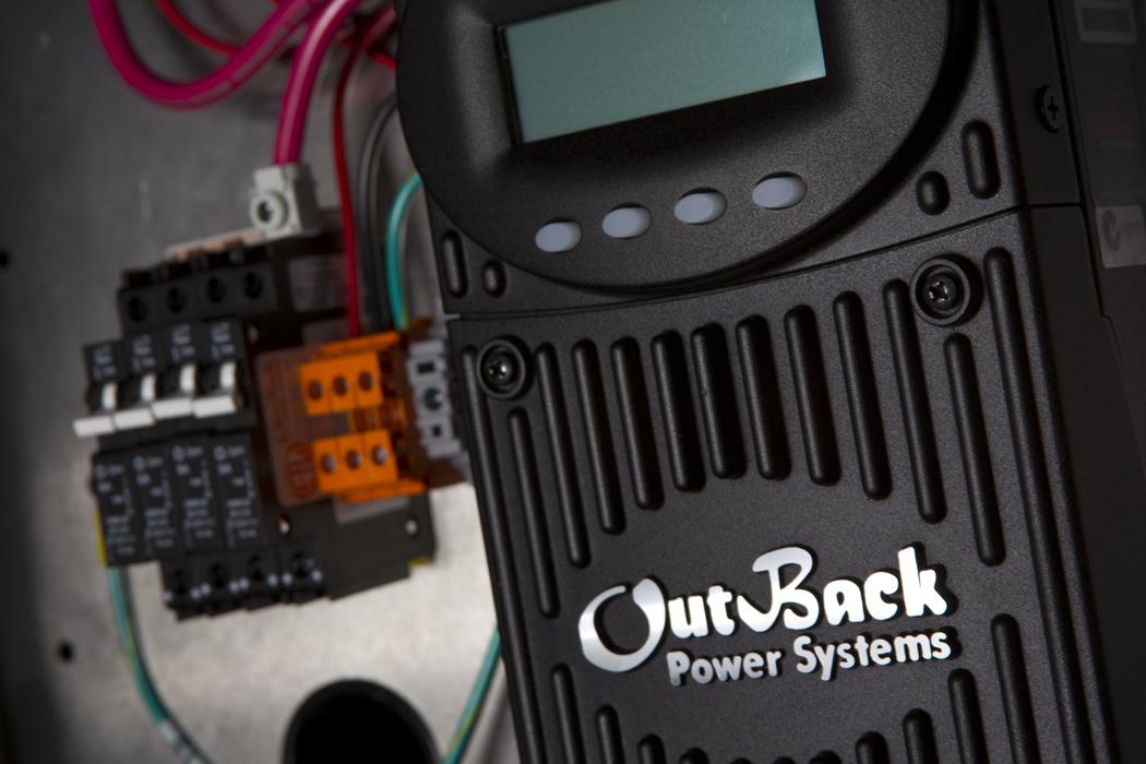 outback flexmaxchargecontroller 3