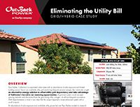 Eliminating the Utility Bill