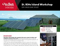 St. Kitts Island Workshop