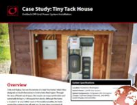 Tiny Tack House