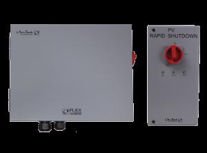 FLEXmax 100 Rapid Shutdown Kit (RSD-AFCI)